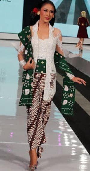 fitinlinecom kebaya fesyen khas indonesia