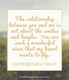 Happy Birthday Niece Quotes