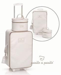 Valise Bébé Fille : pasito a pasito valise roulettes et vanity blanc ~ Teatrodelosmanantiales.com Idées de Décoration
