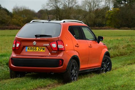 Suzuki Ignis Picture by New Suzuki Ignis 2017 Review Pictures Auto Express