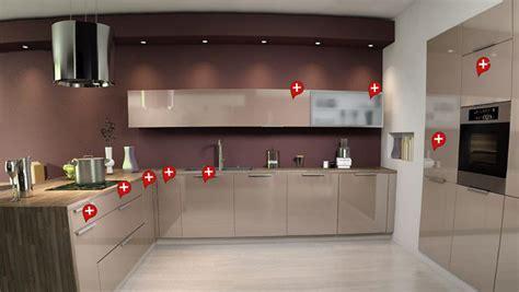 meuble de cuisine integree maison  mobilier dinterieur