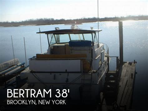 Fishing Boat Brooklyn Ny by 38 Foot Bertram 38 38 Foot Fishing Boat In Brooklyn Ny