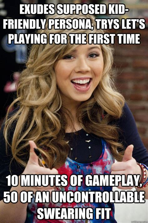 Kid Friendly Memes - exudes supposed kid friendly persona trys let s playing for the first time 10 minutes of
