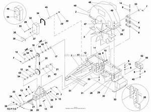 Toro Professional 44520  Debris Blower 2613  1999  Sn