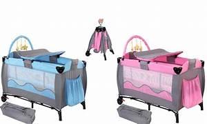 Lit Bebe 3 En 1 : lit parapluie 3 en 1 pour b b groupon ~ Teatrodelosmanantiales.com Idées de Décoration