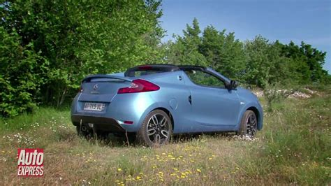renault wind review auto express youtube