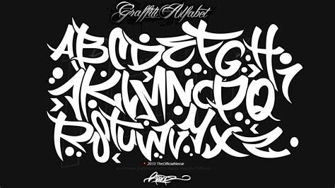 abecedarios de graffitis letras de graffiti abc graffiti graffiti