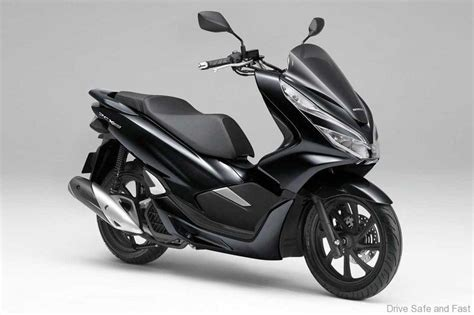 Pcx 2018 Release Date by Yes There Is A New Honda Pcx 150 Drive Safe And Fast