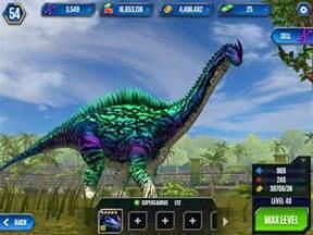 The Game Level 40 Jurassic World Dinosaurs