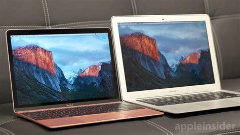 amac book air apple 12 quot retina macbook vs 13 quot macbook air