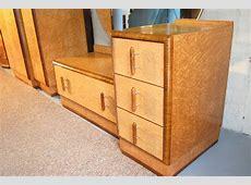 Art Deco Bedroom Suite Cloud 9, Art Deco Furniture Sales