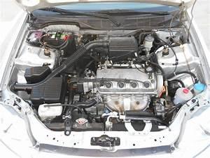 1999 Honda Civic Stock Air Intake
