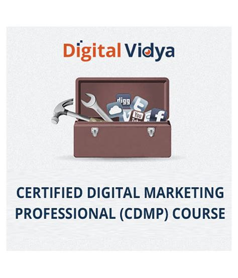 digital marketing professional digital vidya certified digital marketing professional