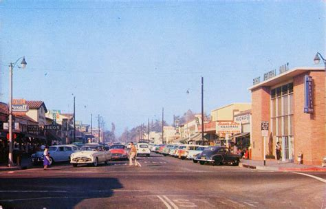 garden grove ca garden grove ca 1950 s garden grove downtown photo