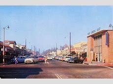 Garden Grove, CA 1950's Garden Grove Downtown photo