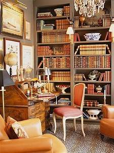 1000+ ideas about Cozy Home Library on Pinterest | Home ...