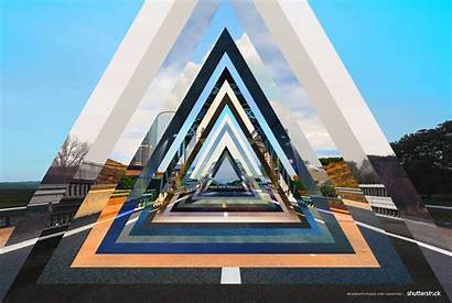 Shutterstock Triangles Campaign Cannes Lions Creative Shutter