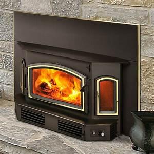quadra 5100i acc fireplace insert