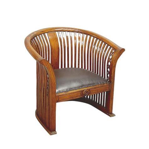 fauteuil bureau industriel meubles fauteuil teck cuir mobilier bois fauteuil
