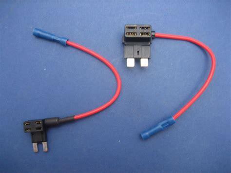 Add A Fuse Box by Add A Circuit Blade Fuse Holder