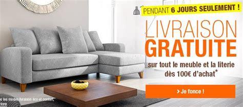 si鑒e auto auchan bon plan auchan propose la livraison gratuite dés 100 euros sur l 39 univers meuble et literie bons plans bonnes affaires