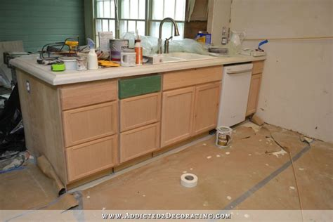 kitchen cabinet doors with rounded edges peninsula drawer front makeover from flat panel to