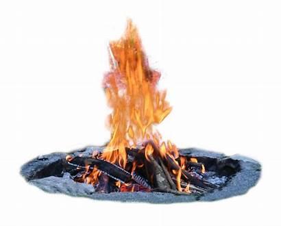 Campfire Transparent Bonfire Burning Firewood Fire Photoshop