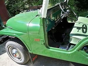 Bowdoinham Light Sell Used 1967 Jeep Cj5 Tuxedo Park Mark Iv Green With