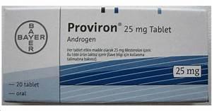 Proviron  Mesterlone  Profile  Half Life  Overdose And Other Important Info