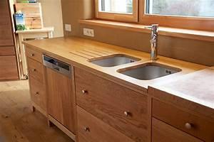 Cuisine Bois Massif : porte de cuisine bois brut le bois chez vous ~ Premium-room.com Idées de Décoration