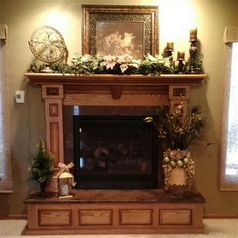 Fireplace Mantel Designs Keeping  Space Warmth