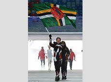 The fraudulent Dominica Winter Olympic team, Gary di