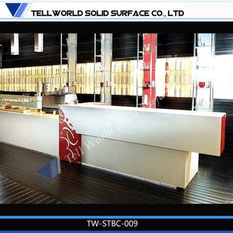 bar counter modern design white and red banquet bar counters buffet bar table design modern indoor pub and bistro