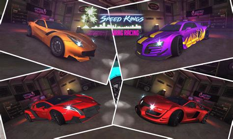 Speed Kings Drag Fast Racing Android Apps Google Play