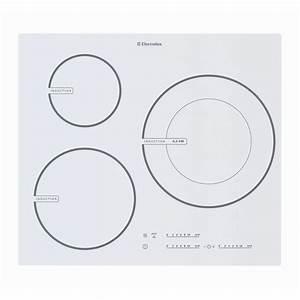 Plaque De Cuisson Blanche : plaque de cuisson induction blanche ~ Dailycaller-alerts.com Idées de Décoration