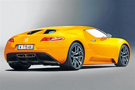 New Bugatti Veyron Images