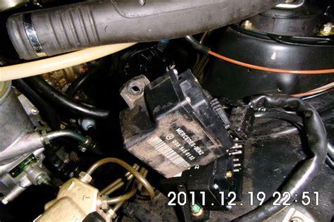 les bougies de prechauffage changer bougie prechauffage mercedes 190d