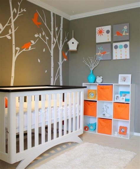 deco chambre fille vintage déco de la chambre bébé fille sans en 25 idées