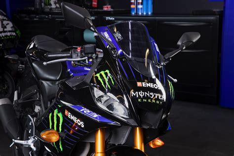 yamaha  monster energy motogp edition unveiled