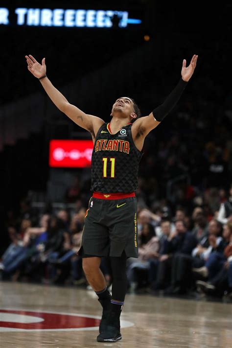 A common question that arises is what is his race and ethnic background, so we decided to take a look for you. Hawks' Trae Young has 39 points, 18 assists in win over 76ers