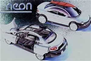 1991 Dodge Neon Concepts