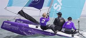 Rs Sailing  U2013 Official Partner Of The Sailgp Inspire Program