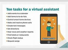 What is virtual assistant AI assistant? Definition