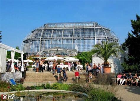 Botanischer Garten Berlin Hours by Botanischer Garten Und Botanisches Museum Museums