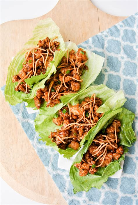 chinese chicken lettuce wraps | KeepRecipes: Your ...