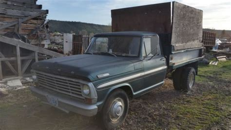 1967 Trucks For Sale by 1967 Ford 1 Ton Dump Truck