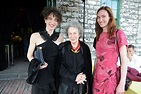 Jess Atwood Gibson, Margaret Atwood and Ros Porter ...