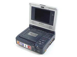 lettore cassette mini dv sony mini dv player ebay