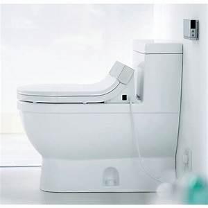 Toilette Bidet Kombination : duravit wc mit bidet eckventil waschmaschine ~ Michelbontemps.com Haus und Dekorationen