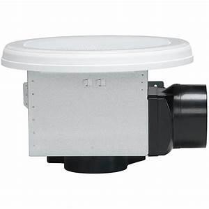 Stereo Speaker Exhaust Fan Bathroom Led Light Bluetooth